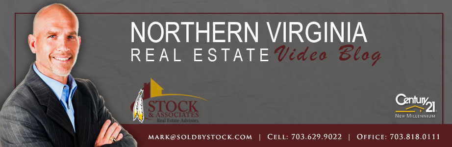 Ashburn, VA Real Estate Video Blog with Mark Stock