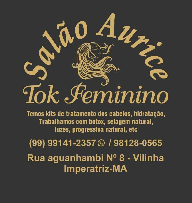 SALÃO AURICÉ TOK FEMININO