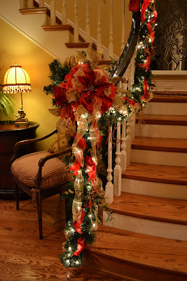 Tinsels staircase