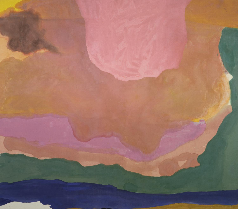 Habitually Chic In Memoriam Helen Frankenthaler