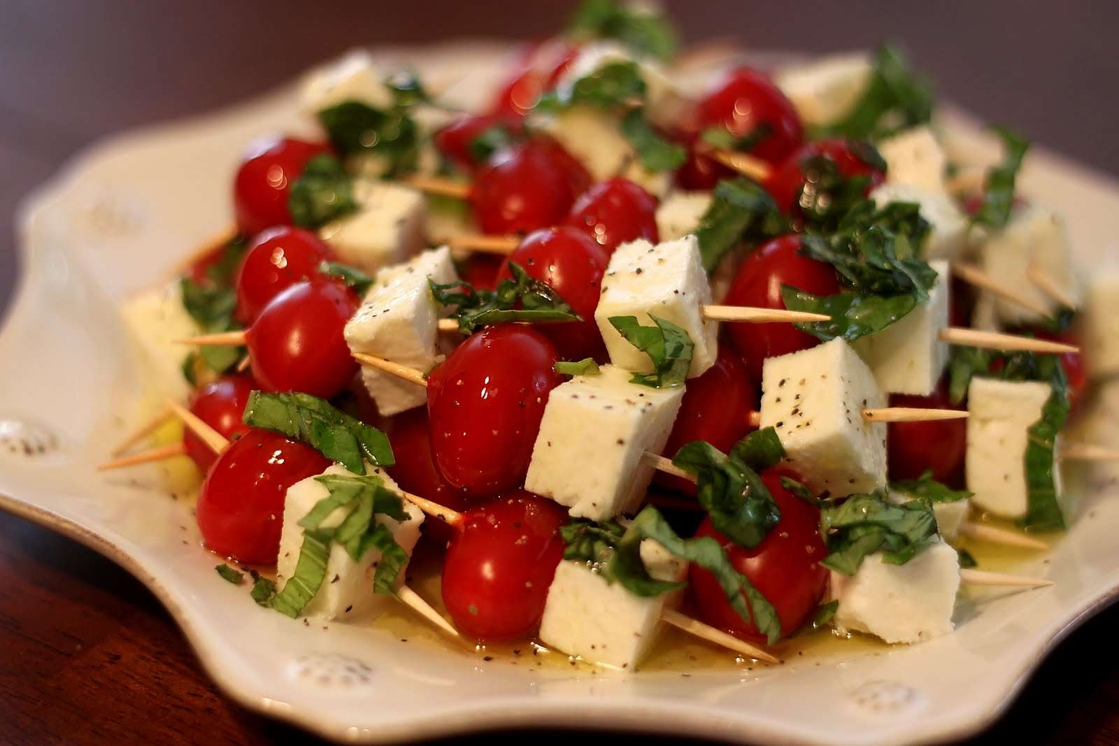 Confections from the Cody Kitchen: Caprese Salad