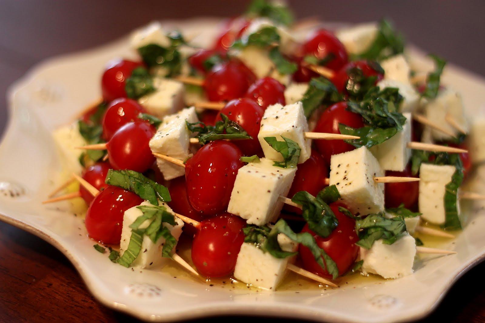 Caprese Salad Recipe — Dishmaps