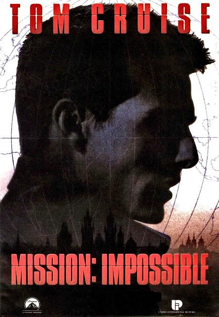 Mission Impossible ผ่าปฏิบัติการสะท้านโลก
