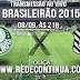 BRASILEIRÃO - PALMEIRAS x FIGUEIRENSE - 12/09 - 21h