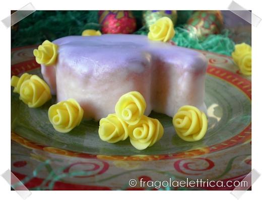 Roselline in Pasta di Zucchero