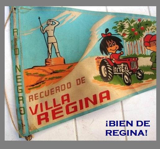 RECUERDO DE VILLA REGINA. Aquellos tiempos...