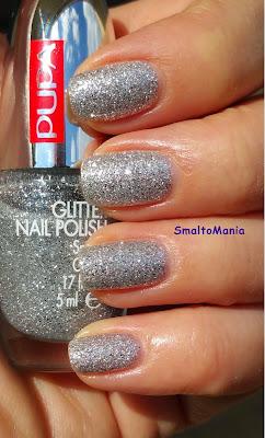 Pupa Glitter n.817 Silver