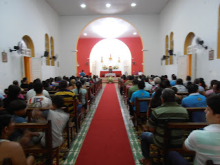 Santa Missa de Pentecostes