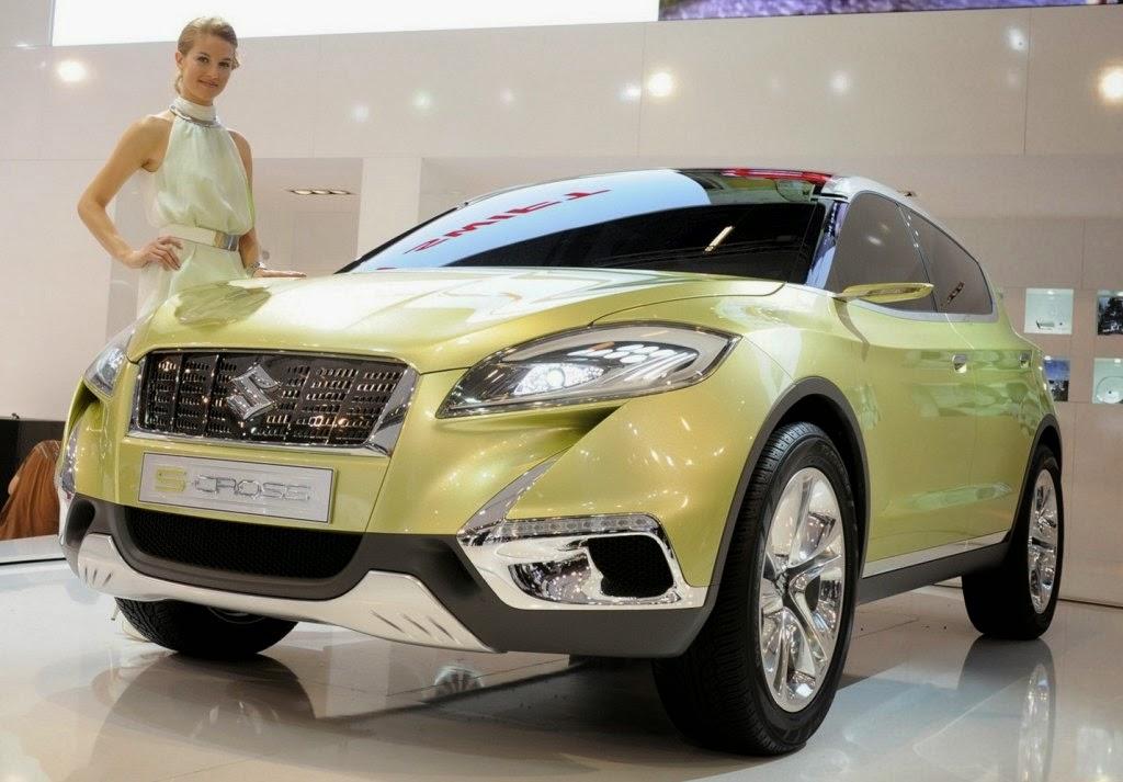 Diviértete con la Suzuki S-Cross