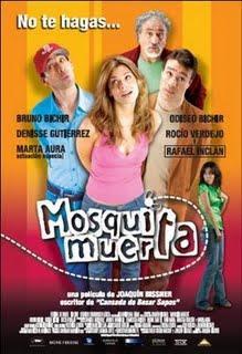 Ver online:Mosquita muerta (2007)