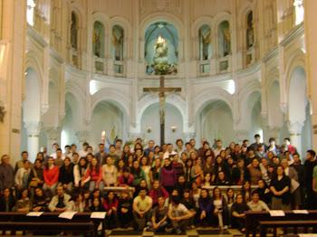 SMU 2010 - Misa x la Unidad