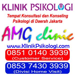 Tempat Konsultasi dan Konseling Psikologi di Daerah Jakarta dan Sekitarnya