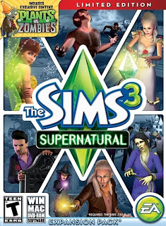 Download Game Sims 3 Supranatural -FLT