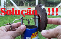 Manual do motor Stirling, soluções para que o motor funcione