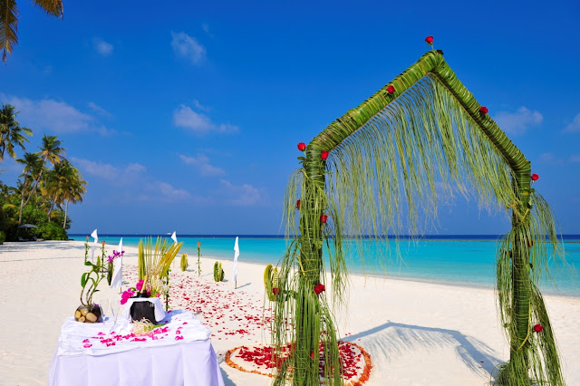 Maldives for honeymoon