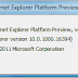 Download IE 10 First Preview Build