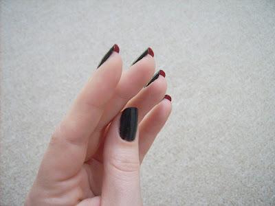 christian louboutin nail art
