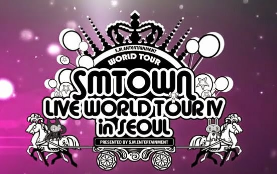 SMTOWN LIVE WORLD TOUR IV SMTOWN+LIVE+WORLD+TOUR+IV+in+SEOUL+SNSD+f(x)