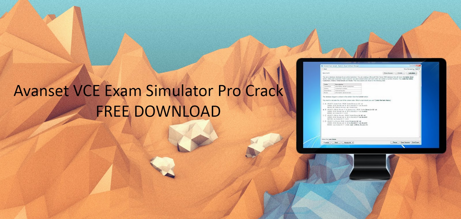 Avanset VCE Exam Simulator Free Download