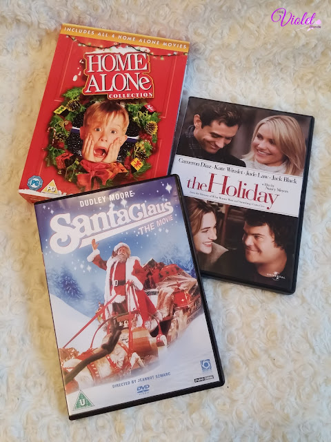 top christmas films