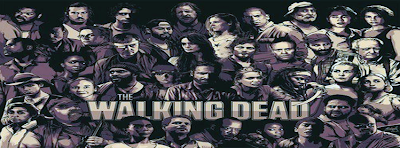 Capa para facebook The Walking Dead