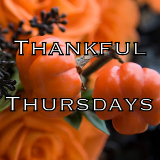 Thankful Thursdays #57