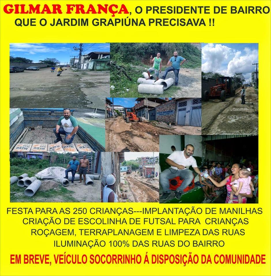 GILMAR FRANÇA