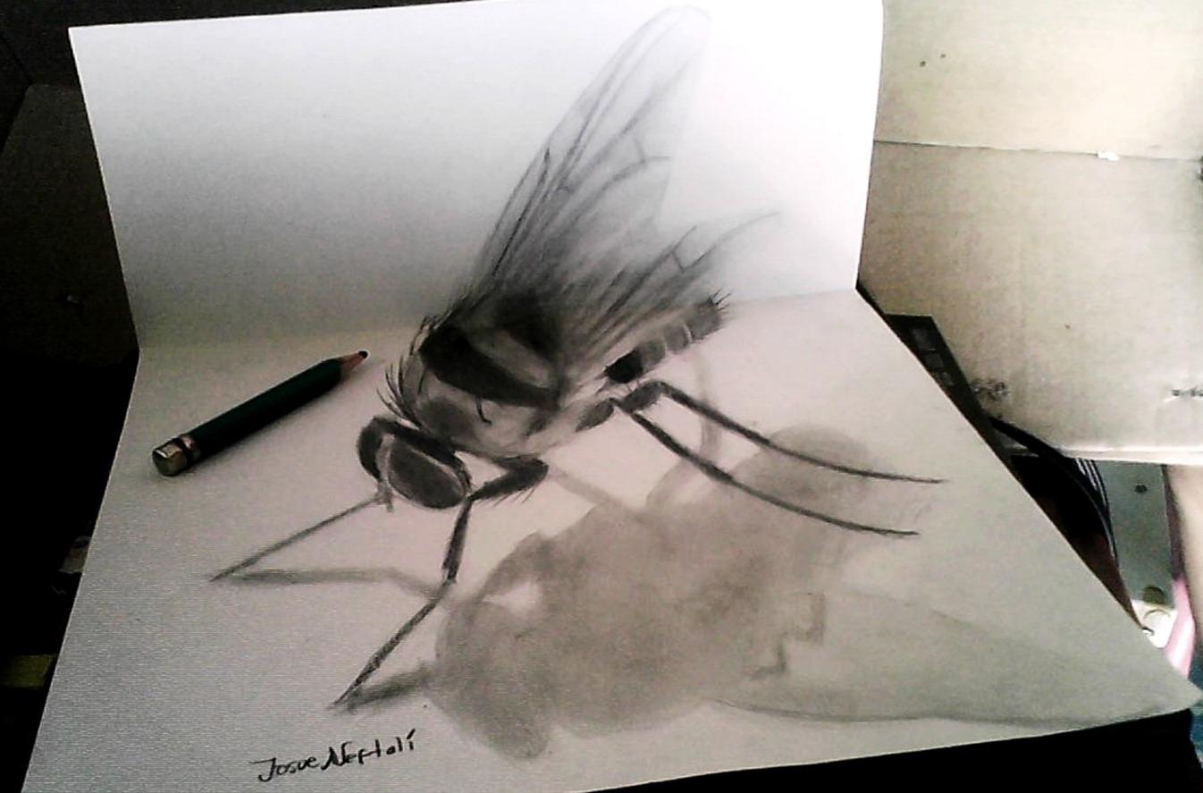 Megapost dibujos 3d sobre papel taringa - Papel para dibujar ...