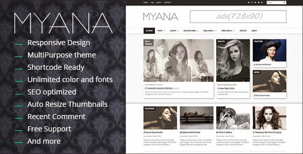 Free Responsive Blogger Templates 2015