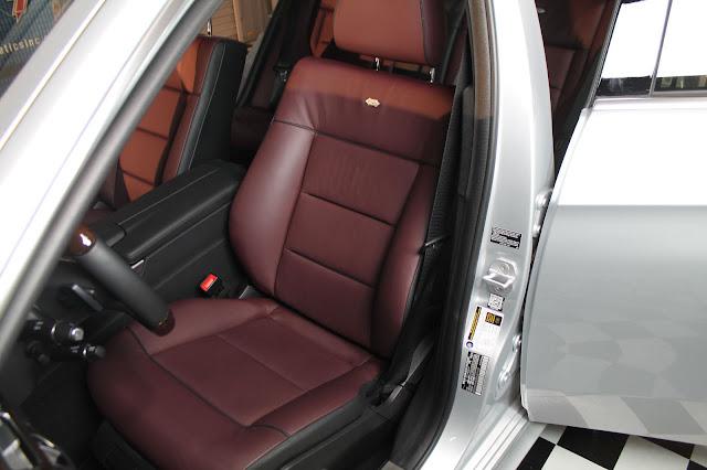 mercedes e350 designo interior