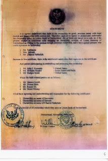 ternyata  Amerika Memiliki Hutang 57 Ribu Ton Emas Kepada Indonesia