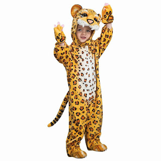 Halloween, Disfraz de Animales Niños parte 3