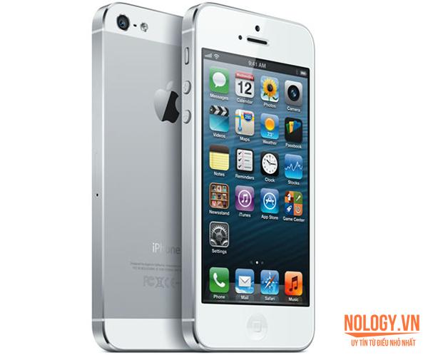 Iphone 5 lock - cơn sốt phiên bản lock thời gian gần đây