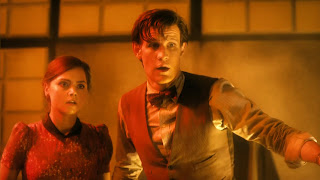 Doctor Who S07E11. Journey to the center of the Tardis