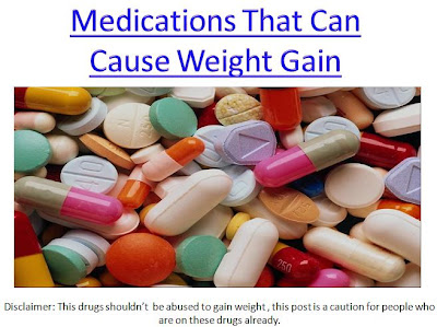 Antidepressants that make you gain weight