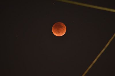 Super Blood Moon Lunar Eclipse