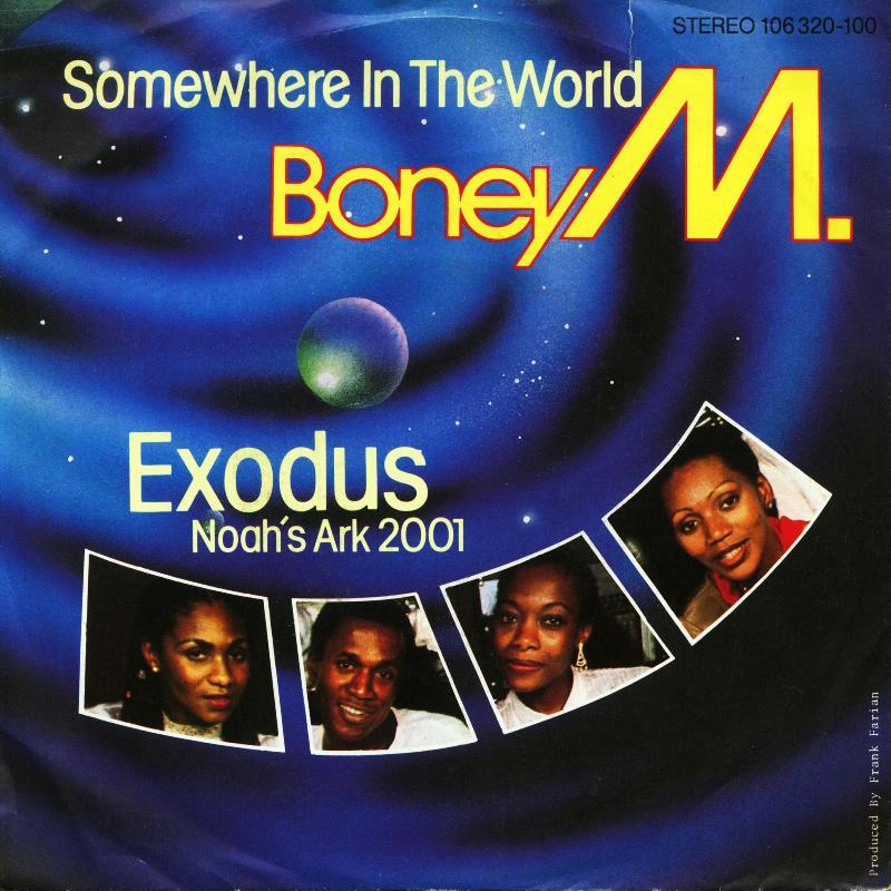 Boney M. Somewhere In The World