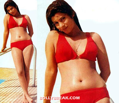 Dimple Kapadia in Bikini - (8) - Famous Bollywood Actresses in Bikini
