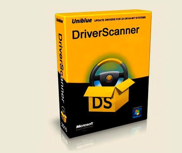 Uniblue DriverScanner 2016 40162 Serial Key Free