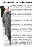 Agustín Fernández Paz, camiño do Andersen
