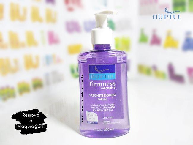 Nupill Sabonete Líquido Facial - Remove Maquiagem!