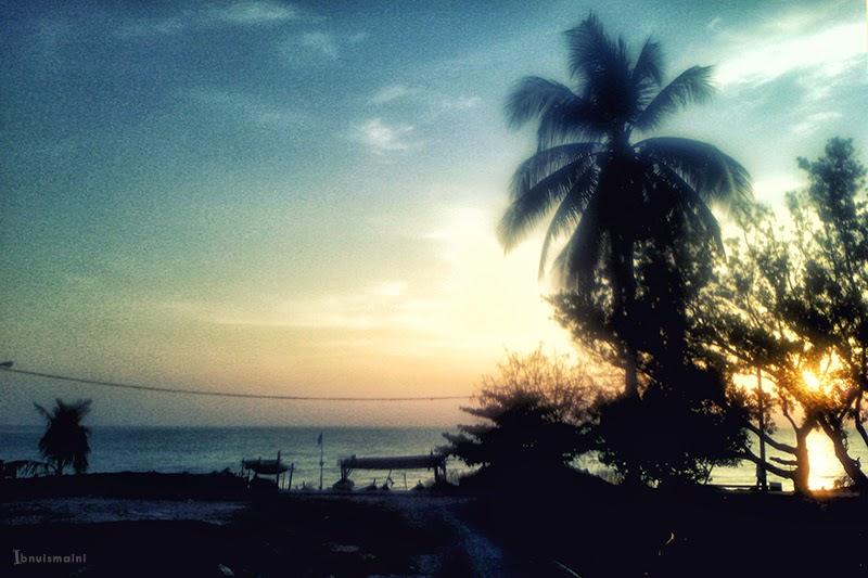 landscape, silhouette, Tanjung Bidara, Lenovo, A516