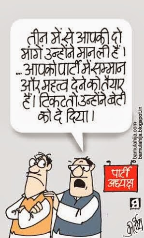 election cartoon, election 2014 cartoons, cartoons on politics, indian political cartoon