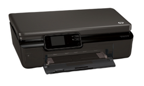 HP Photosmart 5510 Driver Free Download