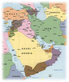 Kawasan Benua Asia Kumpulan Materi Sd Lengkap Gambar Peta Negara