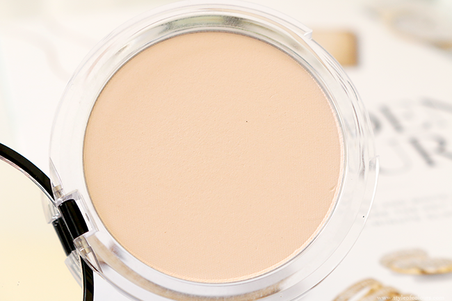 Catrice Mattifying Powder, Drugstore Mattifying powder