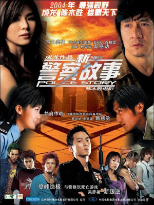 Pemain New Police Story