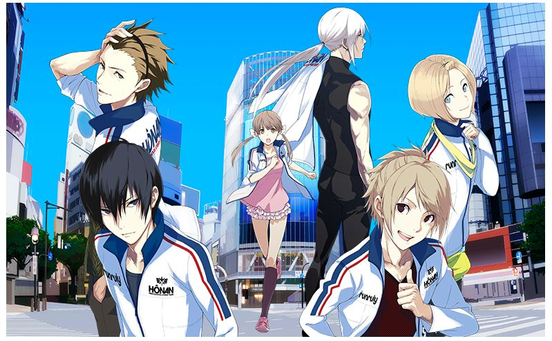 Anime Wallpapers Prince of Stride Alternative HD 4K Download For Mobile iPhone & PC