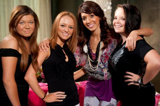 So as I reported recently the entire Teen Mom 1 cast was still filming and ...