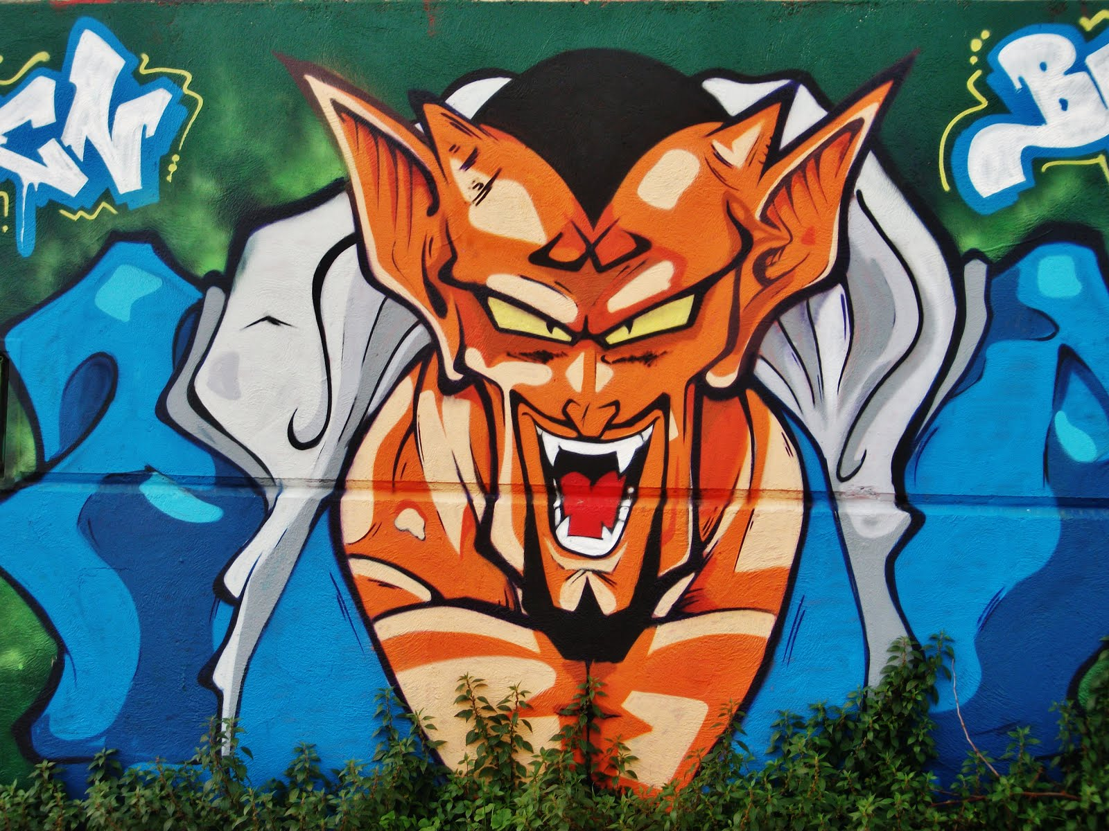 GRAFFITIS, ARTE CALLEJERO   EL BLOG DE CATALINA